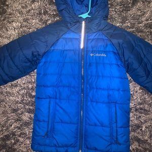 Youth boys ski coat